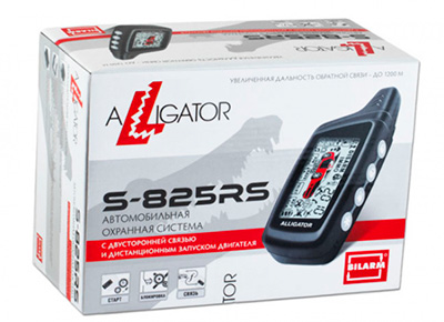 Alligator S-825RS