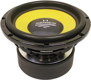 Audio System H-Series H-12SPL