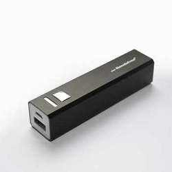 mr. Handsfree Portable Power Charger 2600 mAh