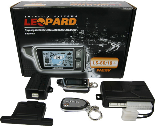 Leopard LS-60/10 plus new