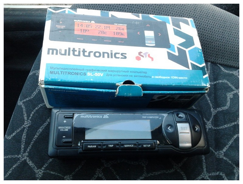 Multitronics SL-50V в интернет-магазине