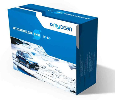 MyDean KIT-AS-BMW-G Комплект автозапуска с GPS для автомобилей BMW