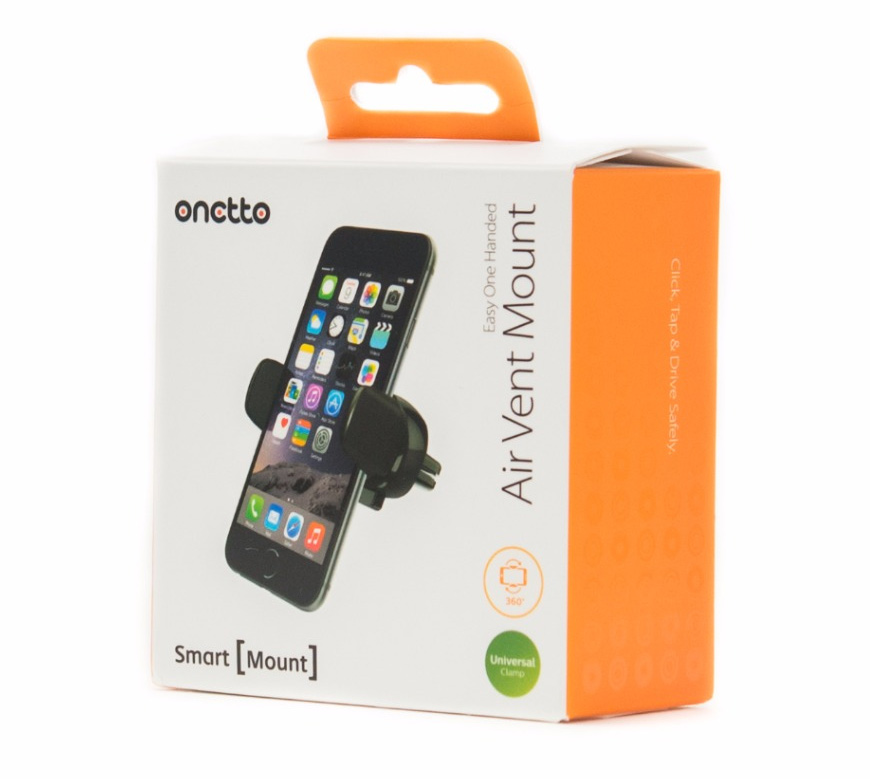 Onetto Easy One Handed Air Vent Mount лучшая покупка