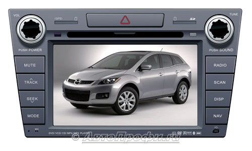 phantom dvm-7500g i6 mazda cx-7