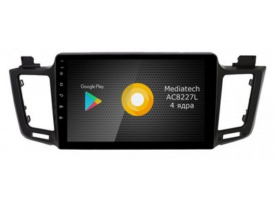 Roximo S10 RS-1110 Toyota Rav4 Android 8.1