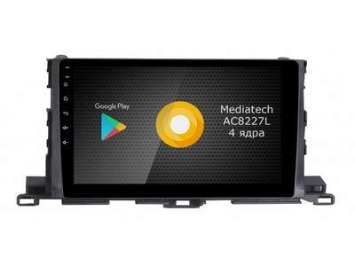 Roximo S10 RS-1112 Toyota Highlander 3 Android 8.1