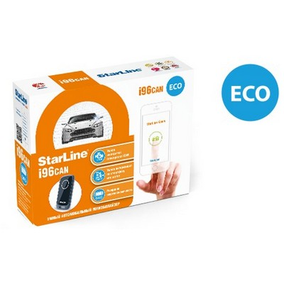 StarLine i96 CAN ECO иммобилайзер