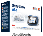 StarLine A64 2CAN