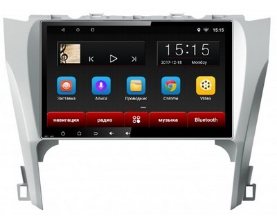 Subini Smart System TOY101 для Toyota Camry 2012-2014
