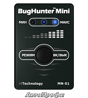 BugHunter Mini MN-01 детектор жучков
