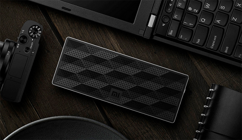 Bluetooth колонка Xiaomi Mi Square Box Black купить