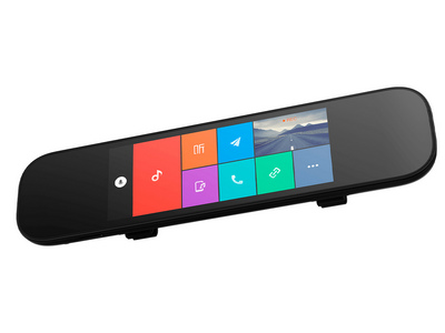 Xiaomi MiJia Smart Rearview Mirror Driving Recorder видеорегистратор в зеркале 6,86 IPS